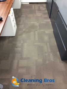 Office carpet cleaning London