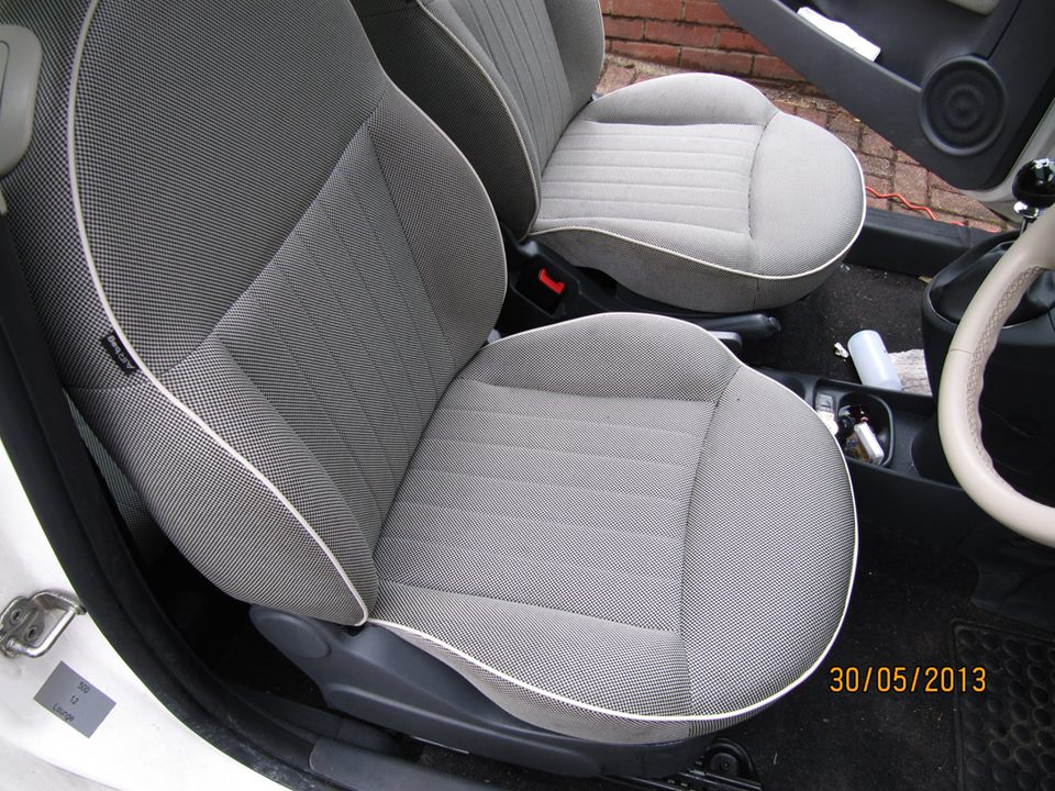 Car Upholstery Cleaning Cleaning Bros Ltd